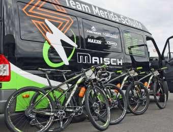 Team-Bikes 2016 zu verkaufen